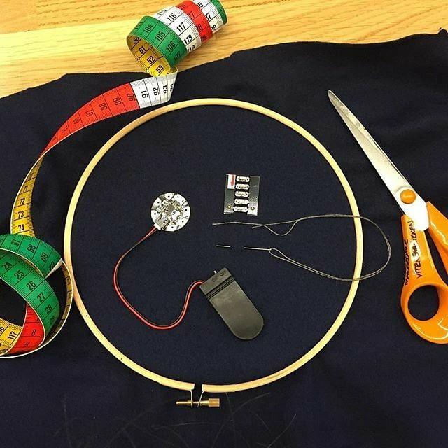 Circuits tèxtils